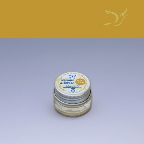 Baume à lèvres KARITÉ-MIEL-COCO