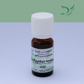 Huile essentielle bio d'eucalyptus radiata