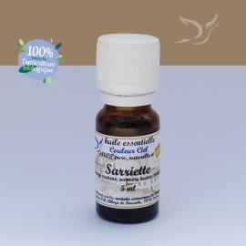 Huile essentielle bio de sarriette / 5 ml